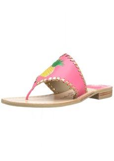 Jack Rogers Women's Pineapple Dress Sandal