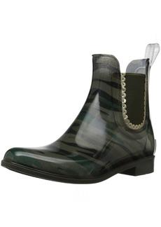 Jack Rogers Women's Sallie Print Rainboot Rain Boot   Medium US