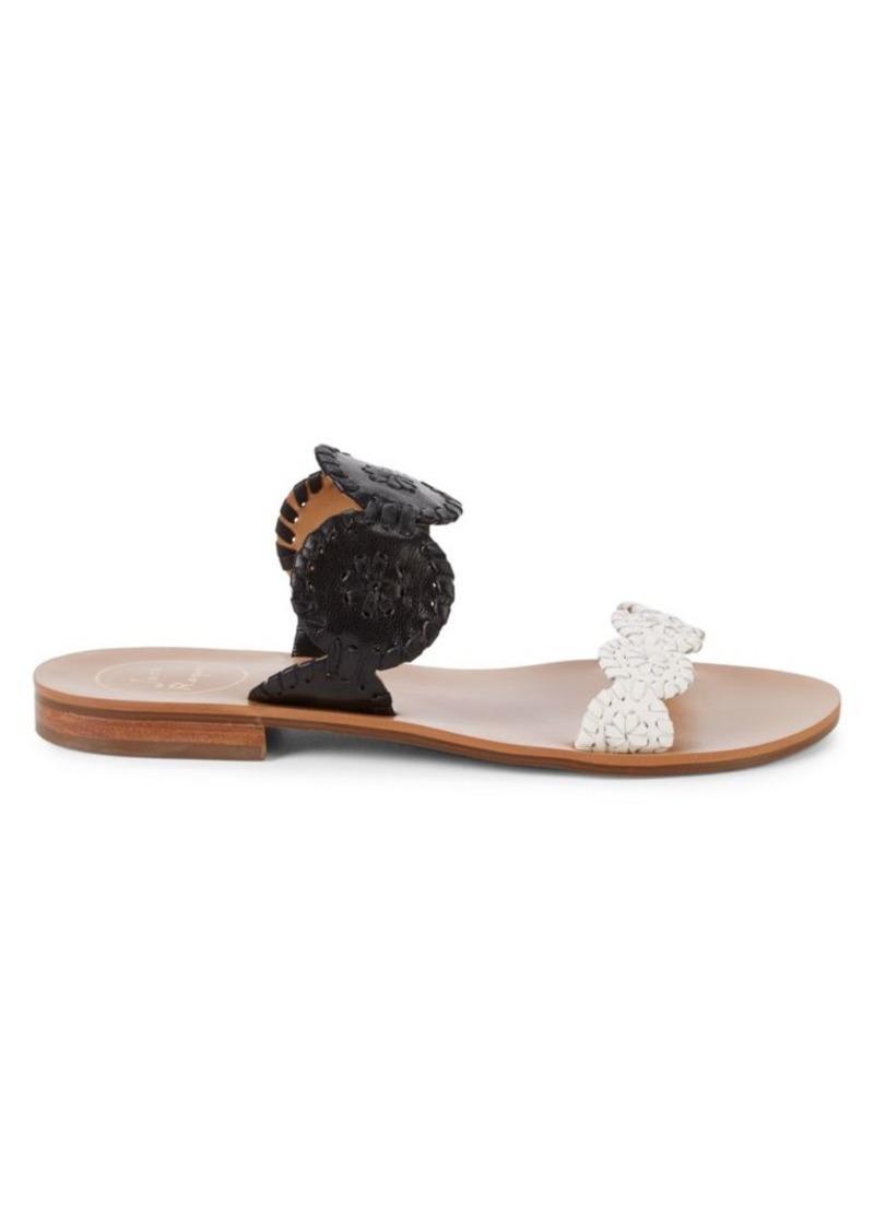 Jack Rogers Lauren Colorblock Sandals