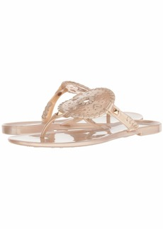 Jack Rogers Pearlized Georgica Jelly
