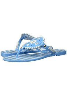 Jack Rogers Striped Georgica Jelly