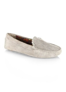Jack Rogers Taylor Suede Drivers