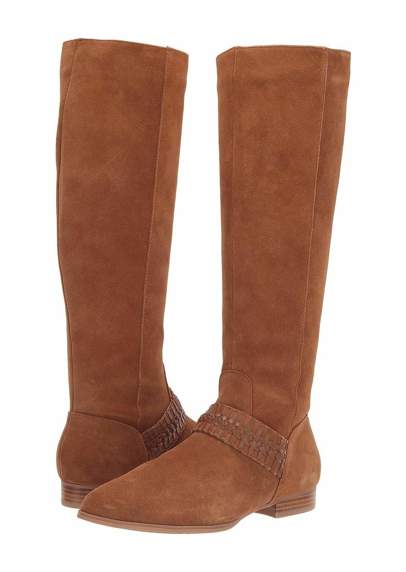 Jack Rogers Tinsley Suede Knee Boot