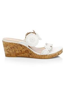 Jack Rogers Whiplace Wedge Heel Sandals