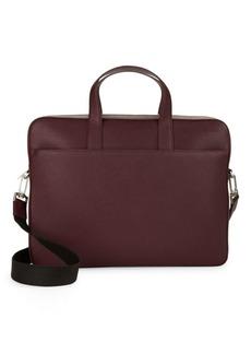 Jack Spade Barrow Saffiano Leather Briefcase