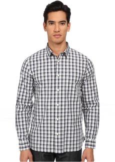 Jack Spade Clermont Ombre Plaid Shirt