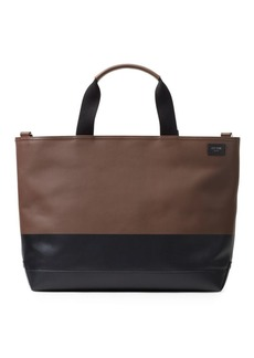 Jack Spade Colorblock Dipped Leather Satchel