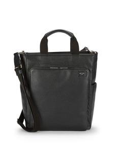 Jack Spade Leather Crossbody Bag