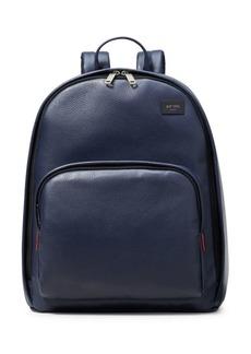 Jack Spade Mason Pebbled Leather Backpack