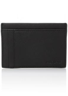 Jack Spade Men's Barrow Leather Id Wallet black