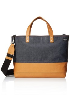 Jack Spade Men's Denim Coal Bag
