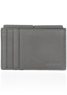 Jack Spade Men's Grant Leather File Wallet