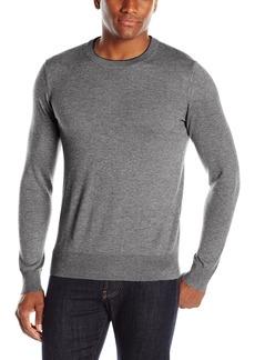 Jack Spade Men's Jersey Stitch Crewneck Sweater  Large
