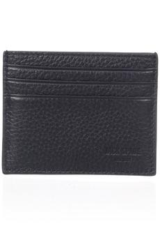 Jack Spade Men's Pebble Leather 6 Card Holder