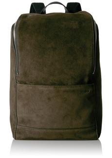 Jack Spade Men's Suede Utility Backpack