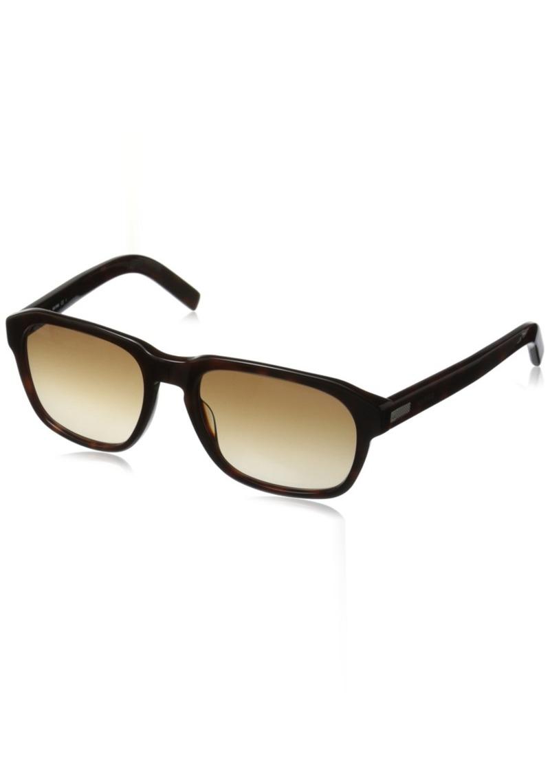 Jack Spade Men's Waters Rectangular Sunglasses