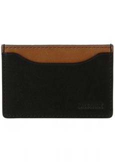 Jack Spade Mitchell Leather Credit Card Holder Cell Phone Wallet