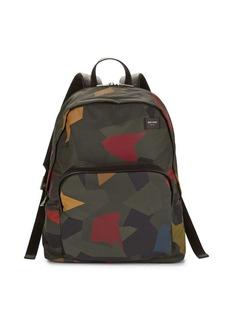 Jack Spade Printed Backpack