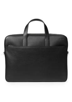 Jack Spade Saffiano Leather Slim Briefcase