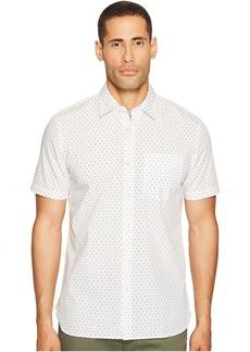 Jack Spade Short Sleeve UFO Print Shirt