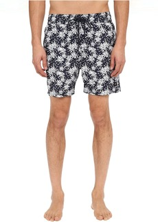Jack Spade Tropical Floral Grannis Swim Trunks