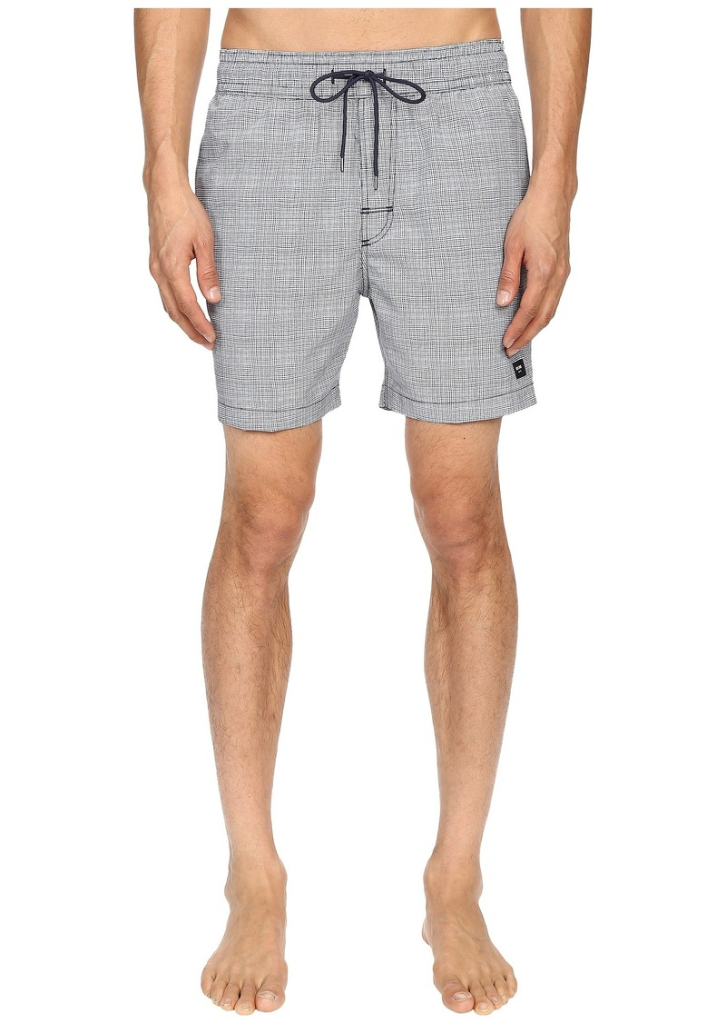 Jack Spade Underwater Graph Grannis Swim Trunks