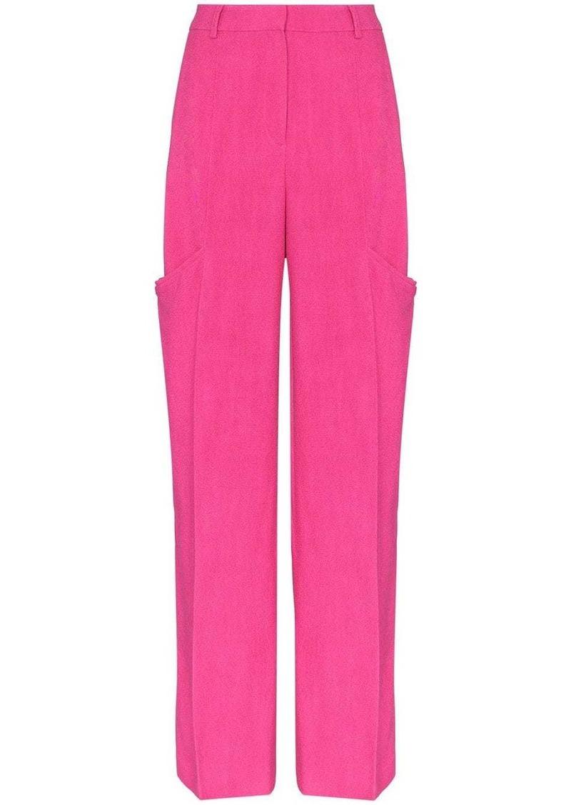 Jacquemus high waist wide-leg trousers