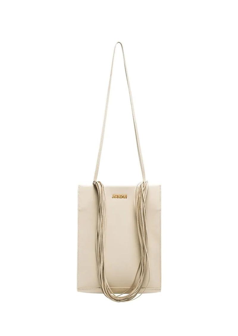 Jacquemus A4 tote bag
