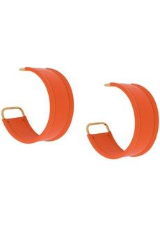 Jacquemus bangle-style hoop earrings