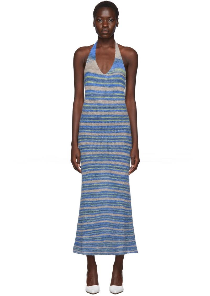 Jacquemus Blue 'La Robe Tropea Longue' Dress