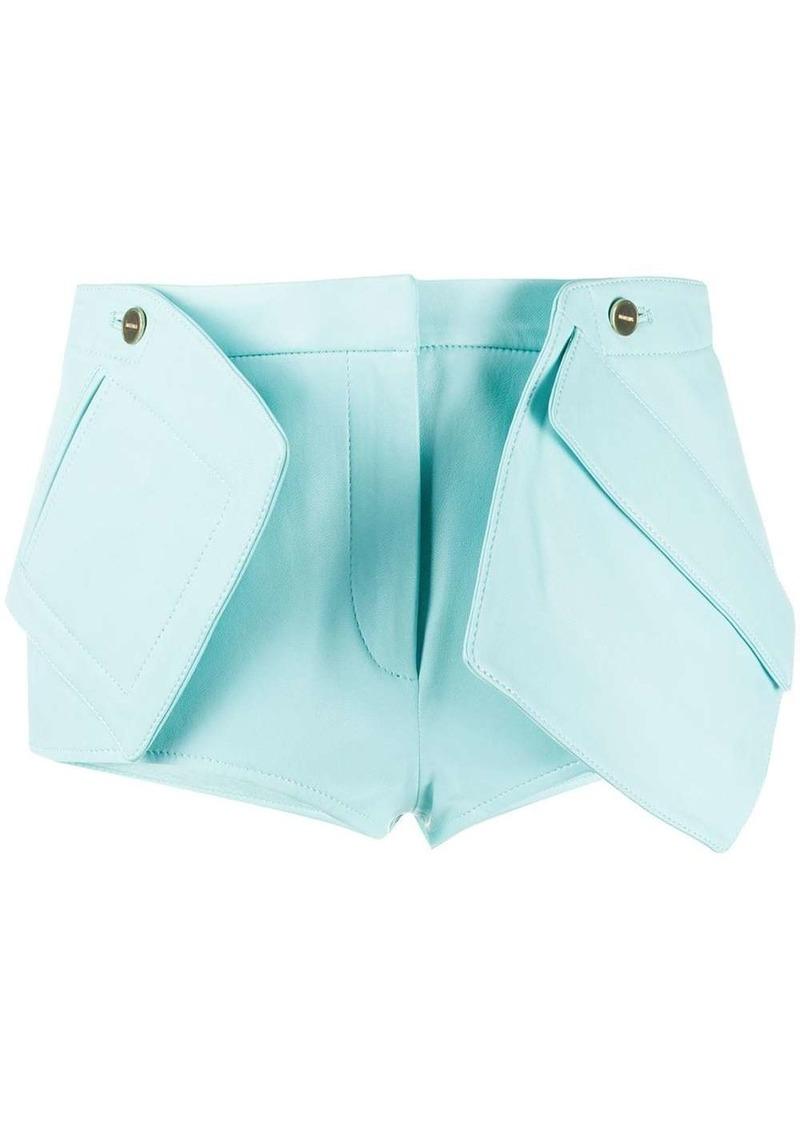 Jacquemus Boca maxi-pockets shorts