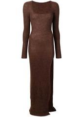 Jacquemus Dao long dress