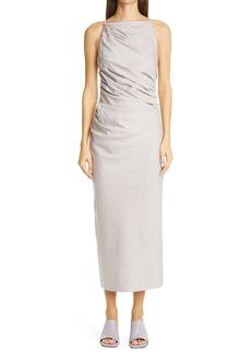 Jacquemus La Robe Tendino Column Dress