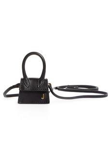 Jacquemus Le Petit Chiquito Leather Mini Top Handle Bag
