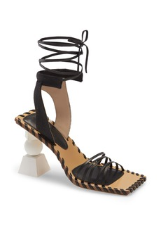 Jacquemus Les Sandales Valerie Hautes Sandal (Women)