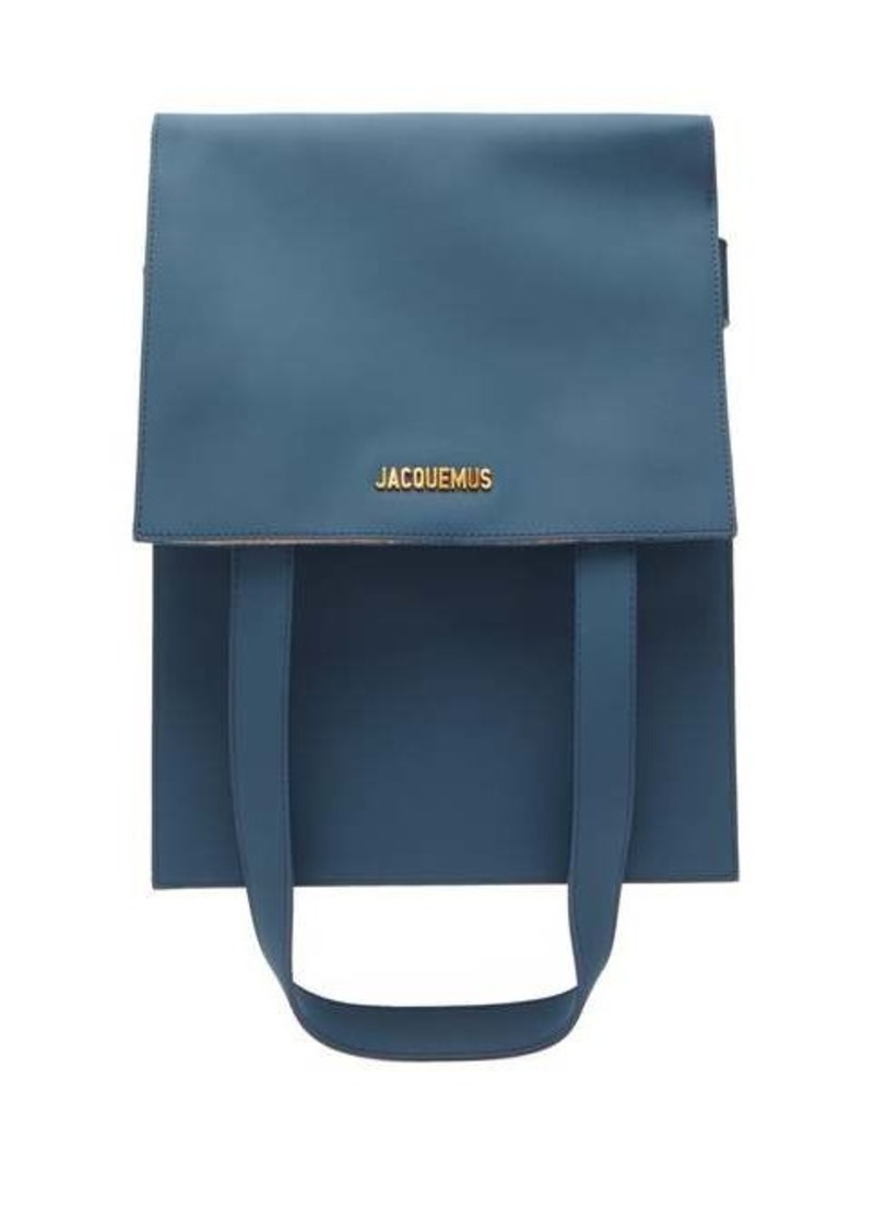 Jacquemus Murano leather belt bag