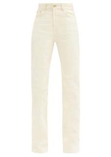 Jacquemus Nîmes high-rise straight-leg jeans