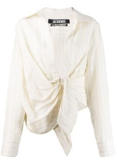Jacquemus La Chemise Bahia shirt