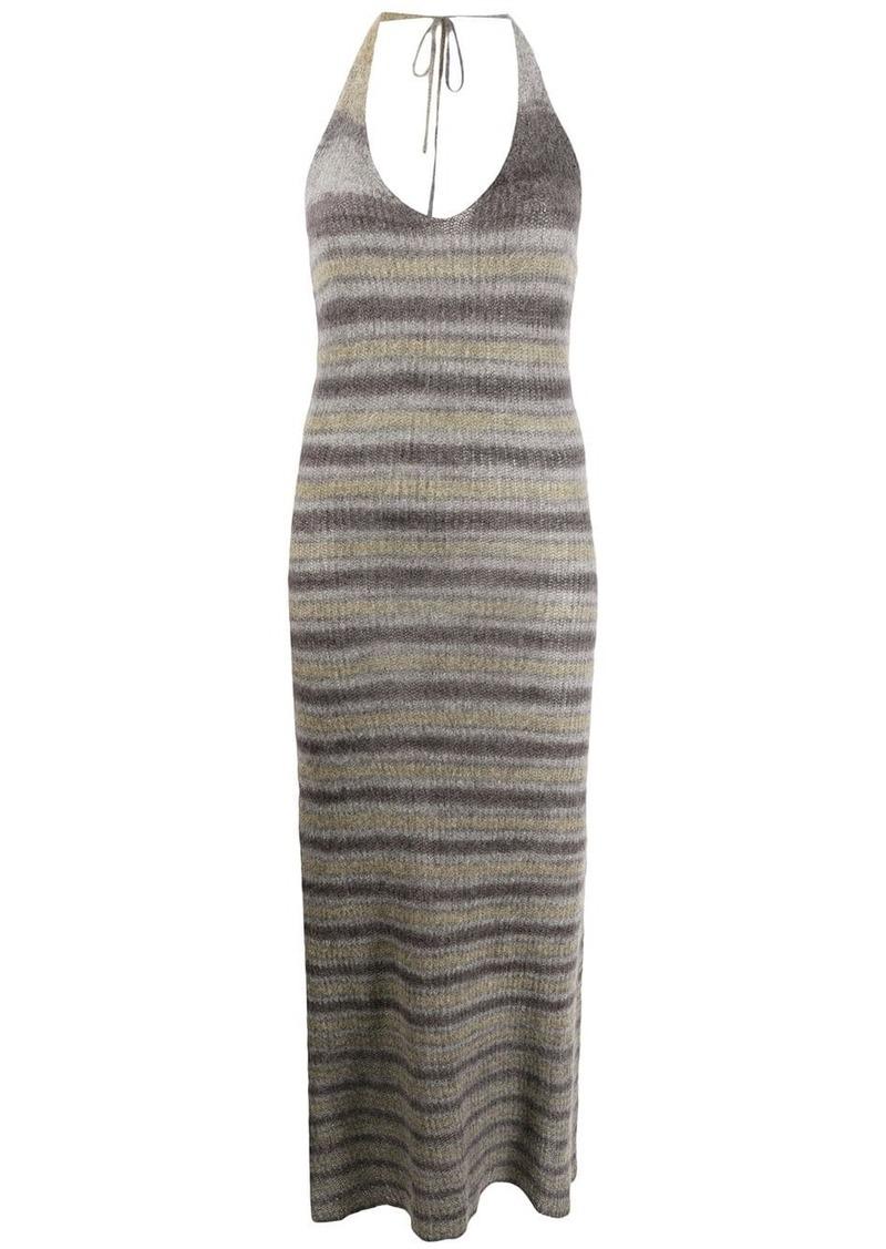 Jacquemus La Robe Tropea long dress