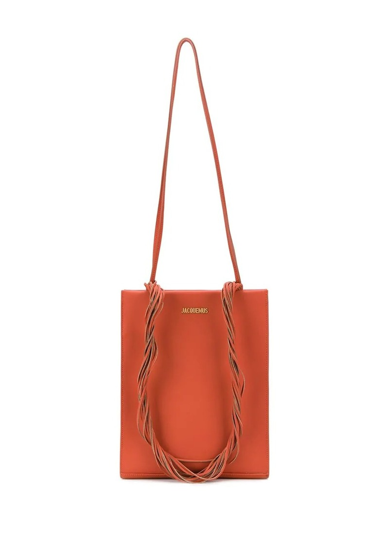 Jacquemus Le A4 shoulder bag