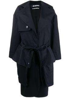 Jacquemus Le Manteau Bagli coat