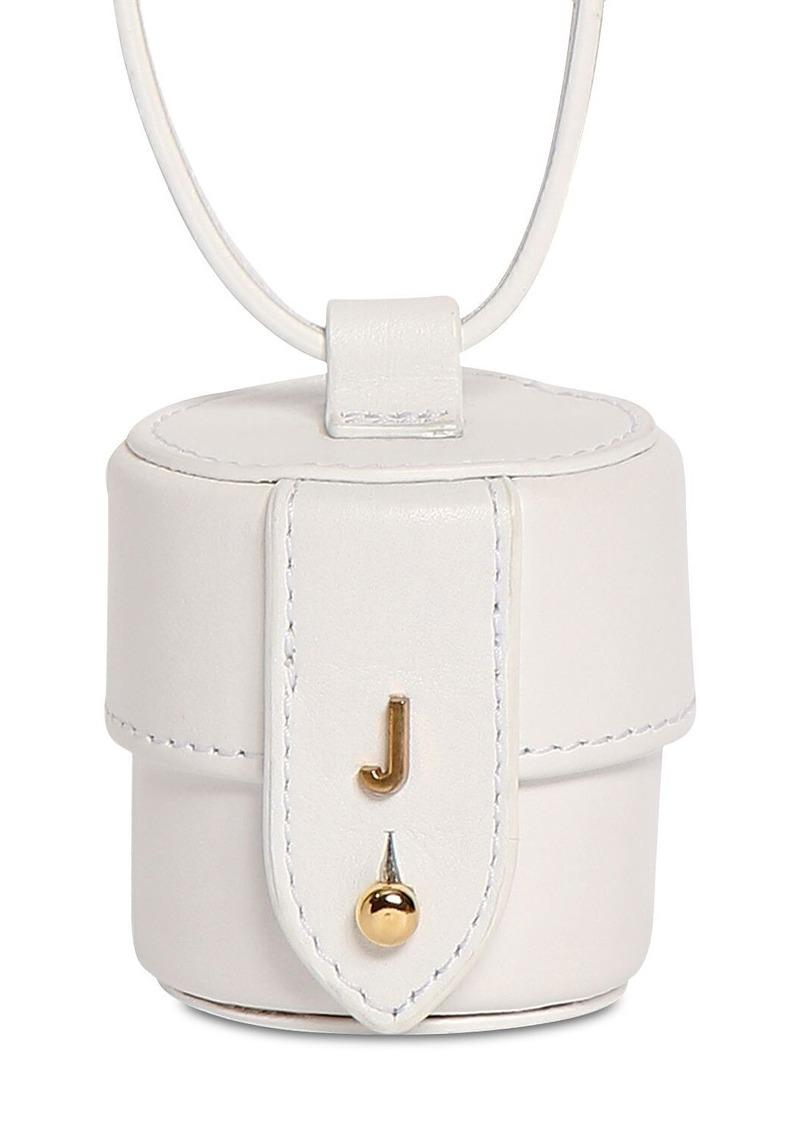 Jacquemus Le Micro Vanity Leather Shoulder Bag