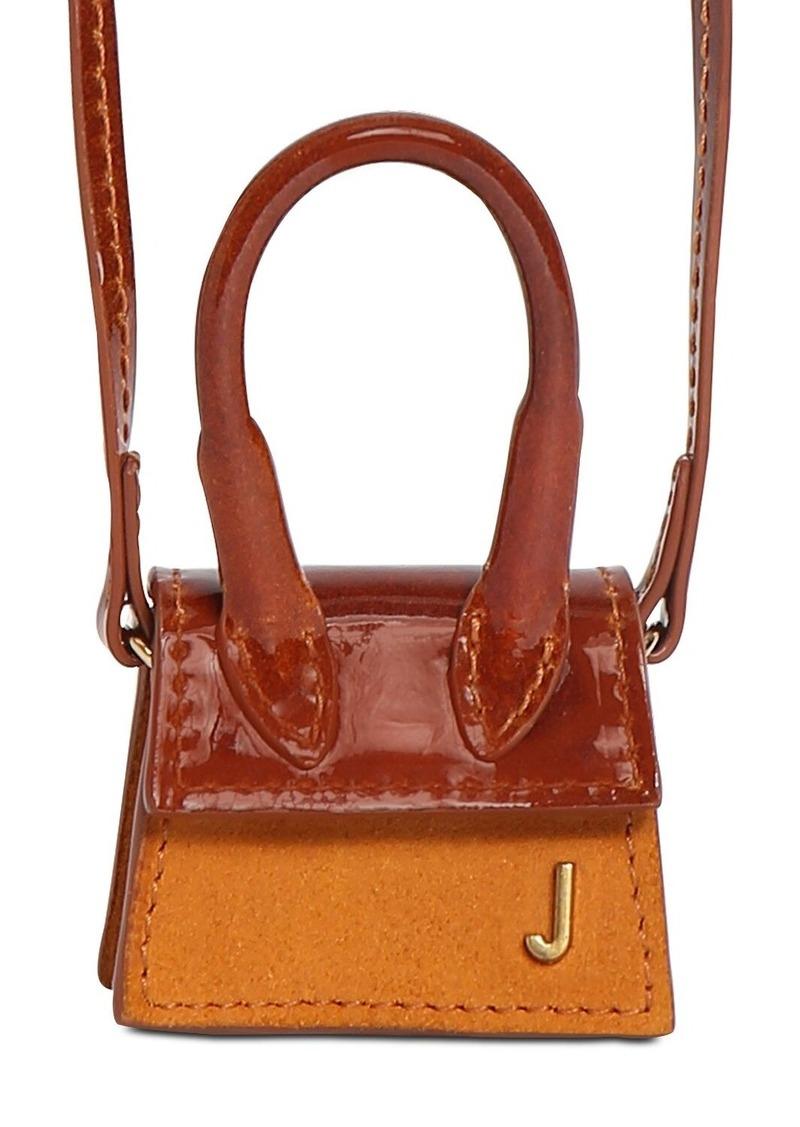 Jacquemus Le Petit Chiquito Suede Bag