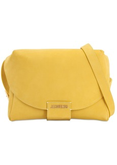 Jacquemus Le Sac Manosque Suede Belt Bag