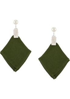 Jacquemus Les Mouchoirs earrings
