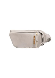 Jacquemus logo plaque belt bag