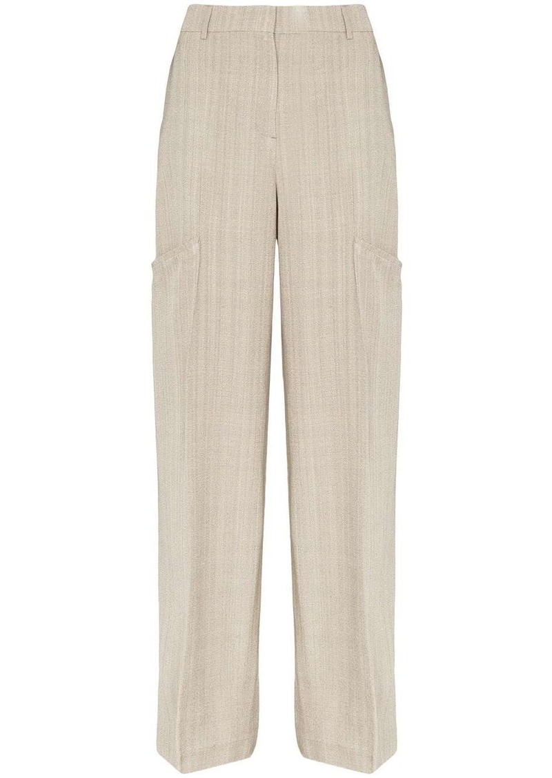 Jacquemus Moyo tailored trousers