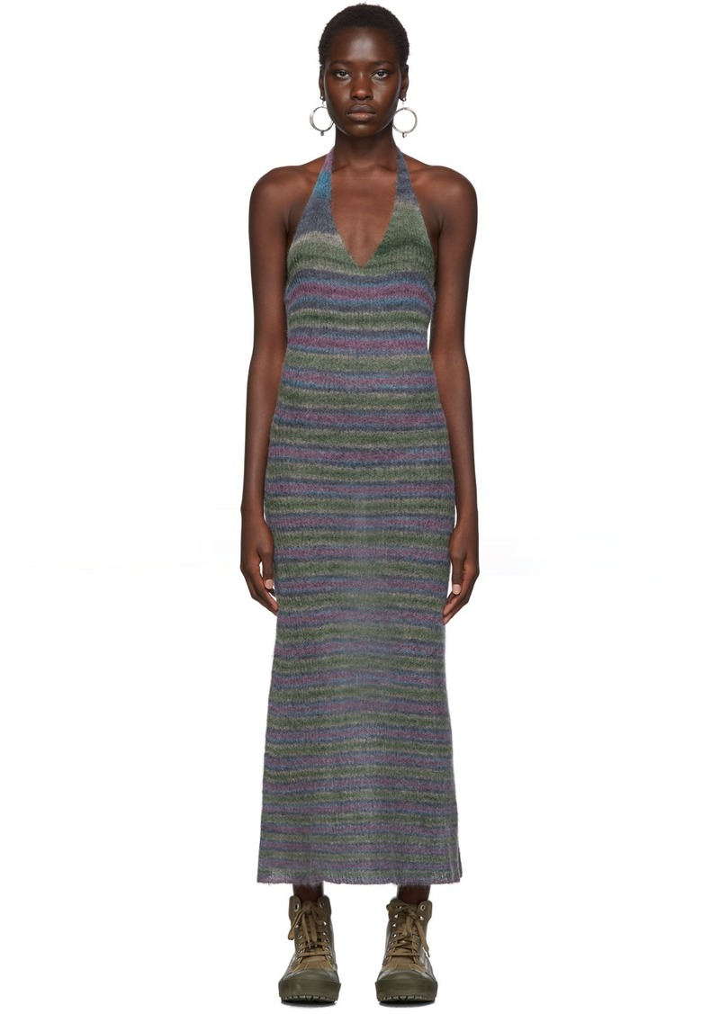 Jacquemus Multicolor 'La Robe Tropea Longue' Dress