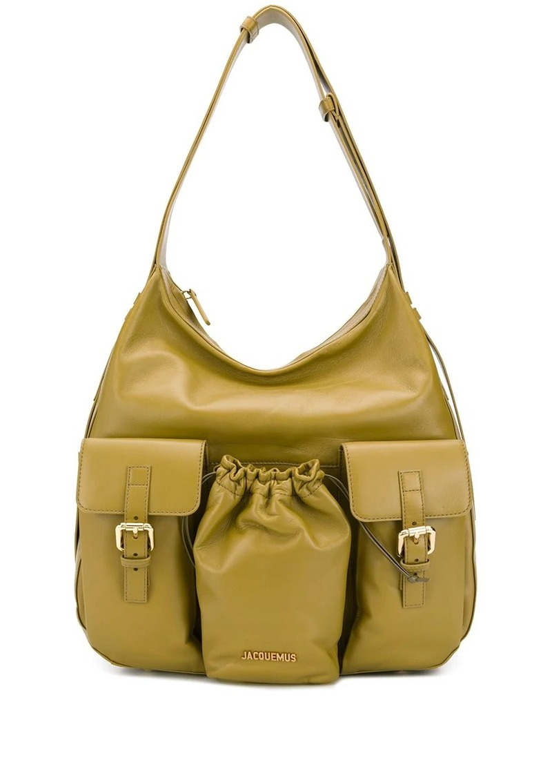 Jacquemus oversized shoulder bag