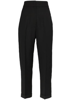 Jacquemus cropped tailored trousers